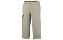 Columbia Women's Mt Awesome II Knee Pant fossil
